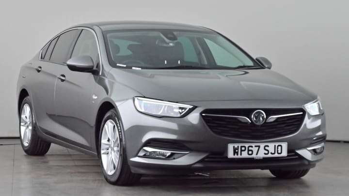 2017 Used Vauxhall Insignia 1.6L SRi Nav ecoTEC BlueInjection Turbo D