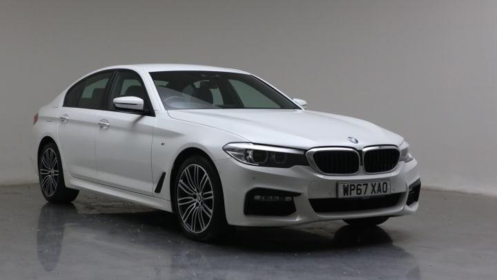 2017 used BMW 5 Series 3L M Sport 540i