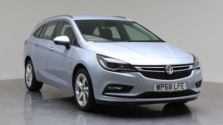 2019 Used Vauxhall Astra 1.6L SRi Nav BlueInjection CDTi