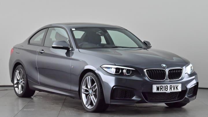 2018 Used BMW 2 Series 1.5L M Sport 218i