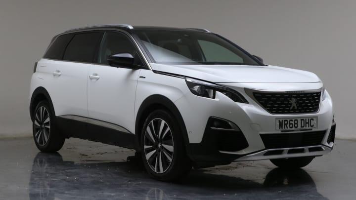 2018 Used Peugeot 5008 1.5L GT Line Premium BlueHDi