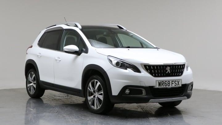 2018 Used Peugeot 2008 1.5L Allure Premium BlueHDi