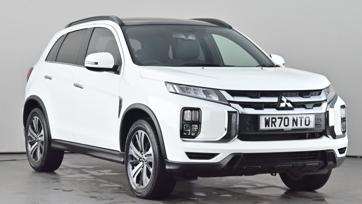 2020 Used Mitsubishi ASX 2L Exceed MIVEC