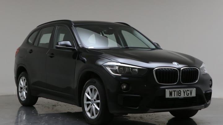 2018 Used BMW X1 2L SE 20i