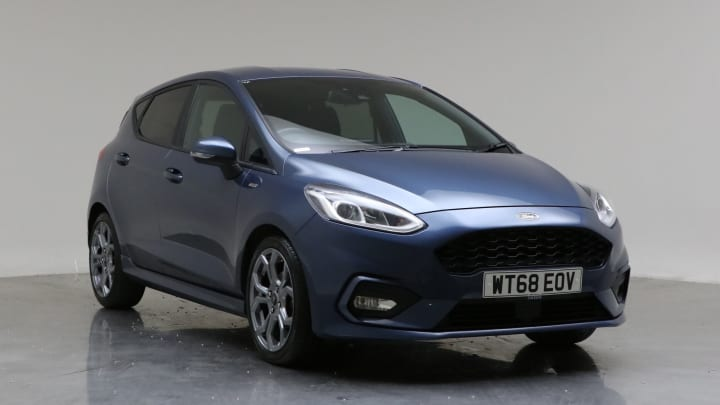 2019 Used Ford Fiesta 1L ST-Line EcoBoost T