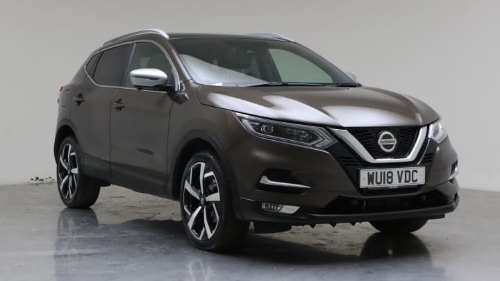 2018 Used Nissan Qashqai 1.2L Tekna+ DIG-T