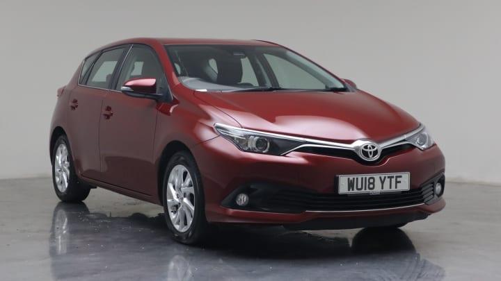 2018 Used Toyota Auris 1.2L Icon Tech VVT-i