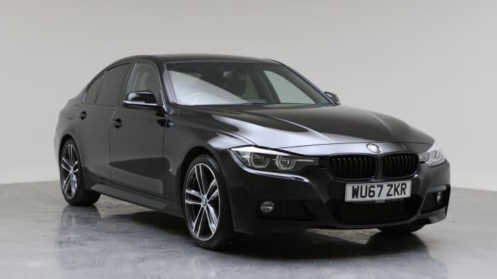 2017 Used BMW 3 Series 2L M Sport Shadow Edition 330e