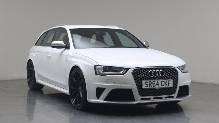 2014 used Audi RS4 Avant 4.2L FSI V8