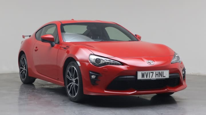 2017 Used Toyota GT86 2L Pro Boxer D-4S