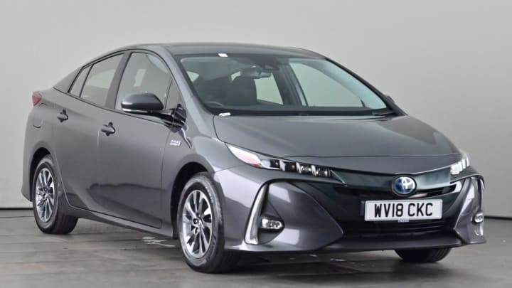 2018 used Toyota Prius 1.8L Business Edition Plus VVT PiH 8.8 kWh