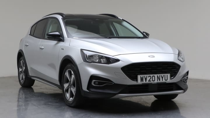 2020 Used Ford Focus 1L Active EcoBoost T