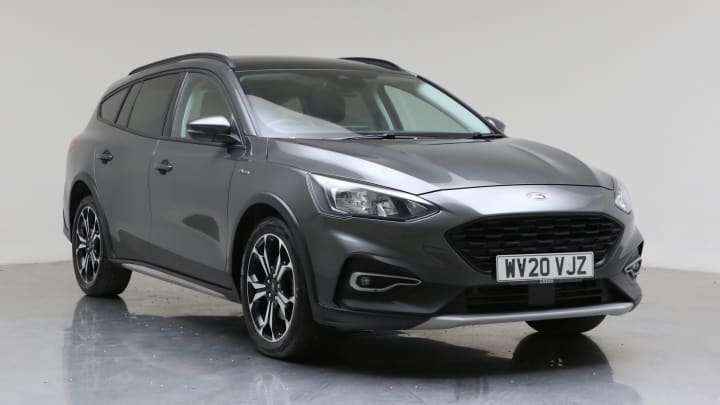2020 Used Ford Focus 1L Active X EcoBoost T