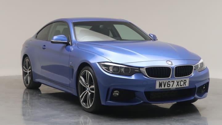 2017 Used BMW 4 Series 2L