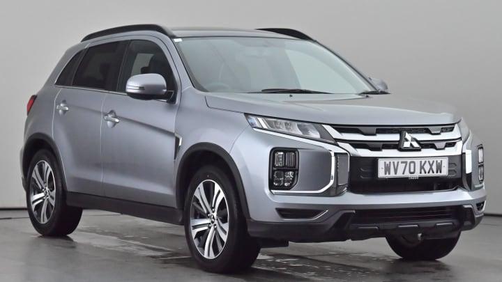 2020 Subscription Mitsubishi ASX 2L Exceed MIVEC