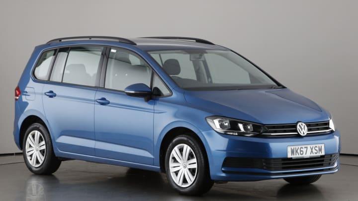 2017 used Volkswagen Touran 1.6L S TDI