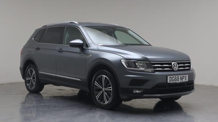 2018 used Volkswagen Tiguan Allspace 2L SE Nav TDI
