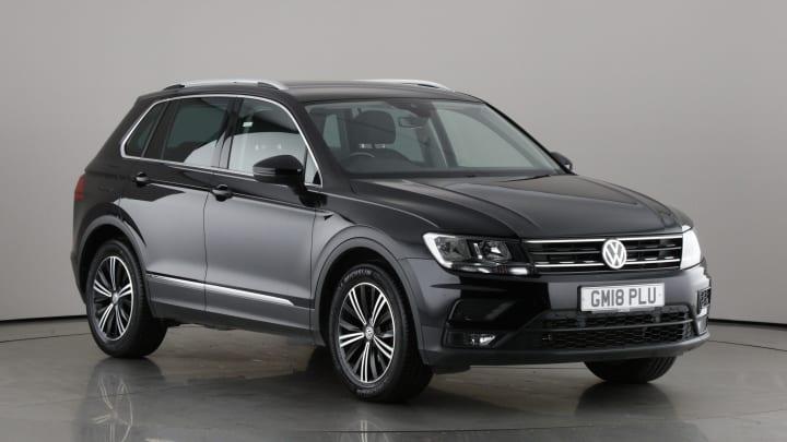 2018 used Volkswagen Tiguan 2L SE TDI