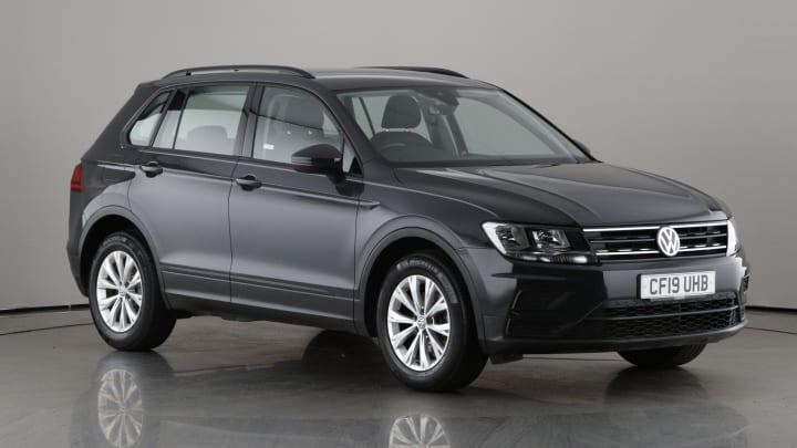 2019 used Volkswagen Tiguan 1.5L S TSI EVO