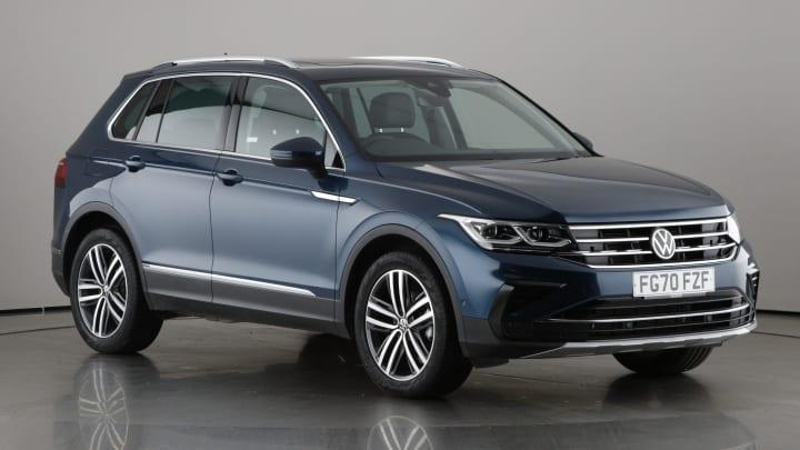 2020 used Volkswagen Tiguan 1.5L Elegance TSI