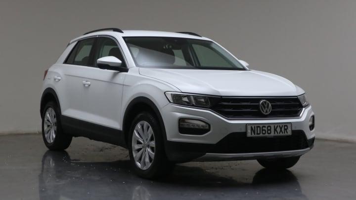 2018 used Volkswagen T-Roc 1L SE TSI