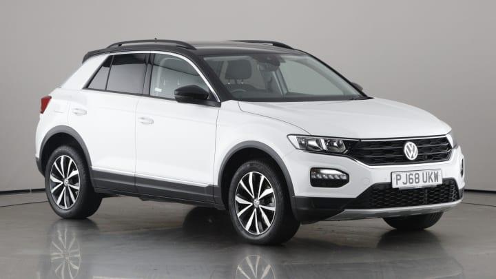 2018 used Volkswagen T-Roc 1.5L Design TSI EVO