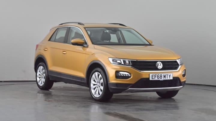 2018 used Volkswagen T-Roc 1.5L SE TSI EVO