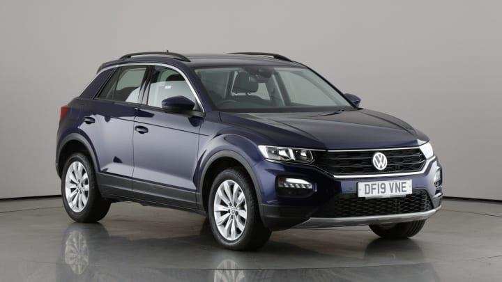 2019 used Volkswagen T-Roc 1.6L SE TDI