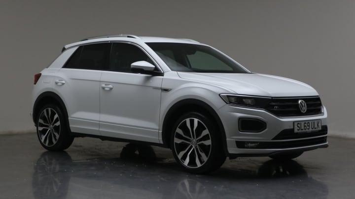 2019 used Volkswagen T-Roc 1.5L R-Line TSI EVO
