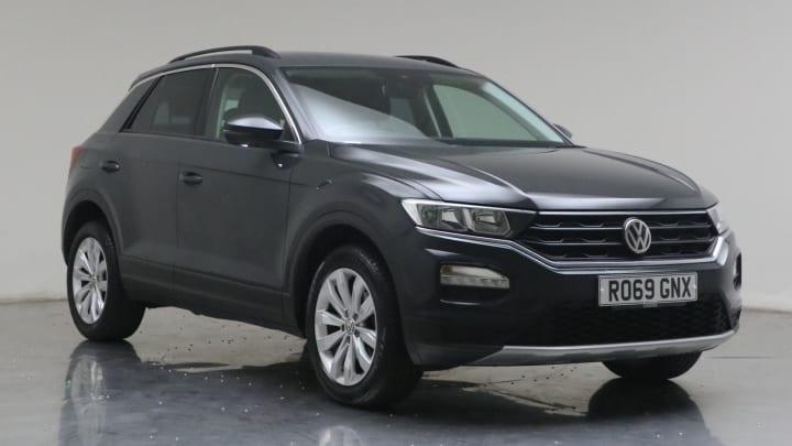 2019 used Volkswagen T-Roc 1.5L SE TSI EVO