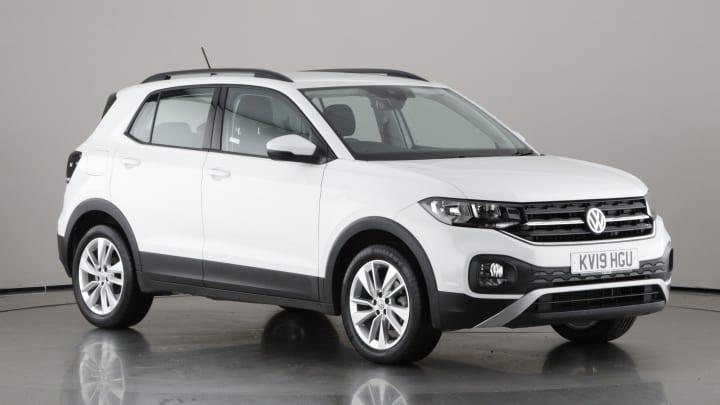2019 used Volkswagen T-Cross 1L SE TSI