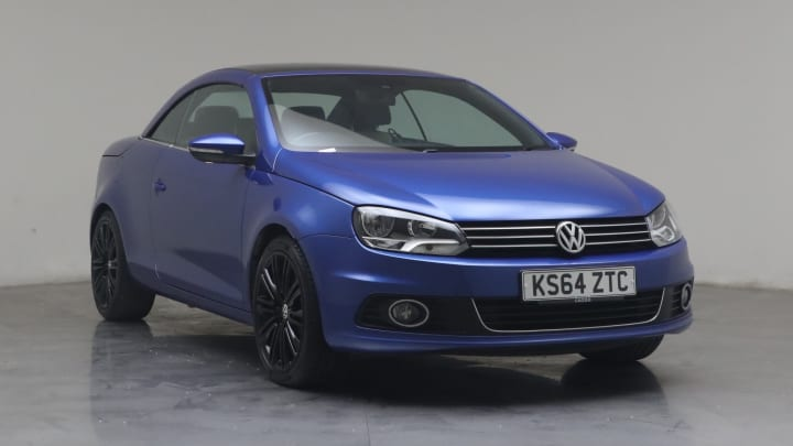 2015 used Volkswagen Eos 2L Exclusive BlueMotion Tech TDI