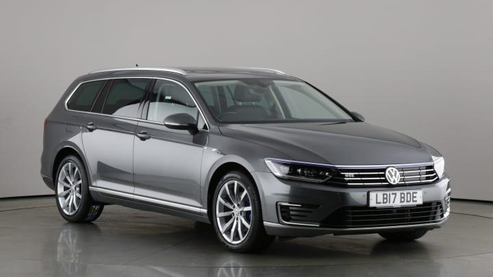 2017 used Volkswagen Passat 1.4L GTE Advance TSI