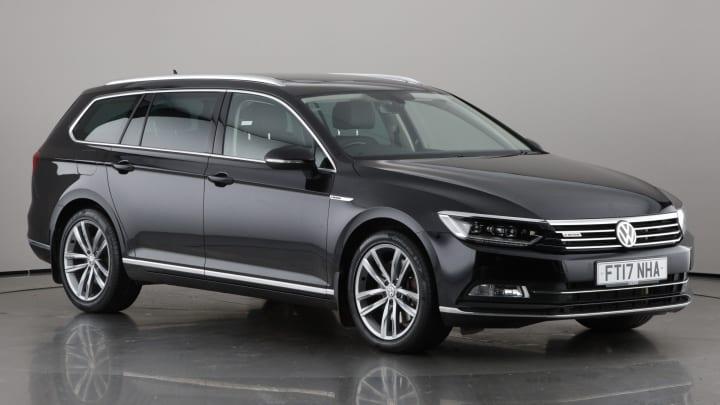 2017 used Volkswagen Passat 2L GT BiTDI