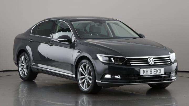 2018 used Volkswagen Passat 1.4L GT TSI