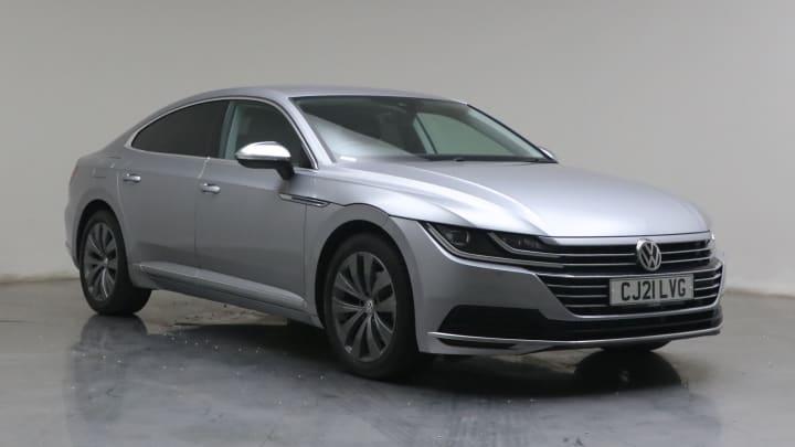 2021 used Volkswagen Arteon 2L Elegance TSI