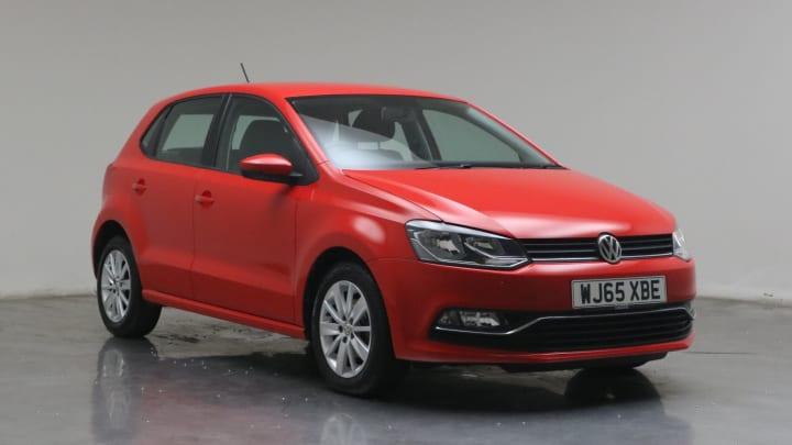 2015 used Volkswagen Polo 1.2L SE BlueMotion Tech TSI