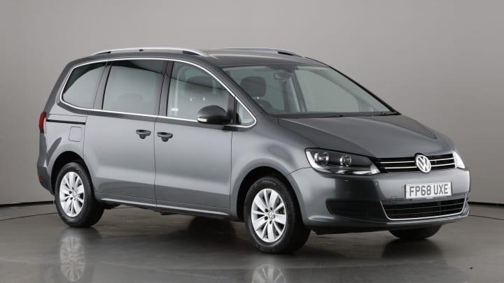 2018 used Volkswagen Sharan 1.4L SE Nav TSI