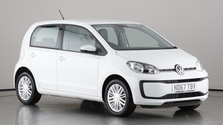 2018 used Volkswagen up! 1L Move up!