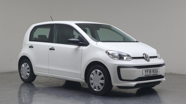 2018 used Volkswagen up! 1L Take up!