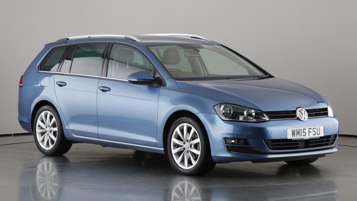 2015 used Volkswagen Golf 2L GT BlueMotion Tech TDI