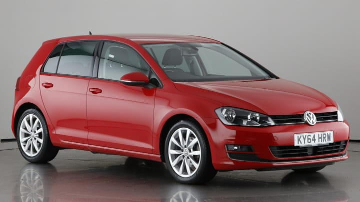 2014 used Volkswagen Golf 2L GT BlueMotion Tech TDI