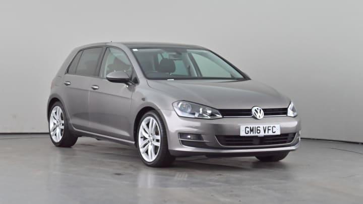 2016 used Volkswagen Golf 1.4L GT Edition BlueMotion Tech TSI