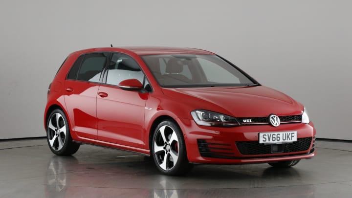 2016 used Volkswagen Golf 2L GTI BlueMotion Tech TSI