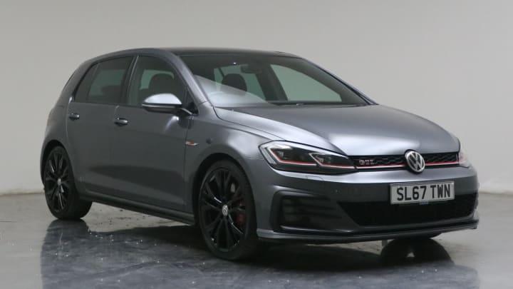 2017 used Volkswagen Golf 2L GTI Performance TSI