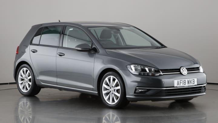 2018 used Volkswagen Golf 2L