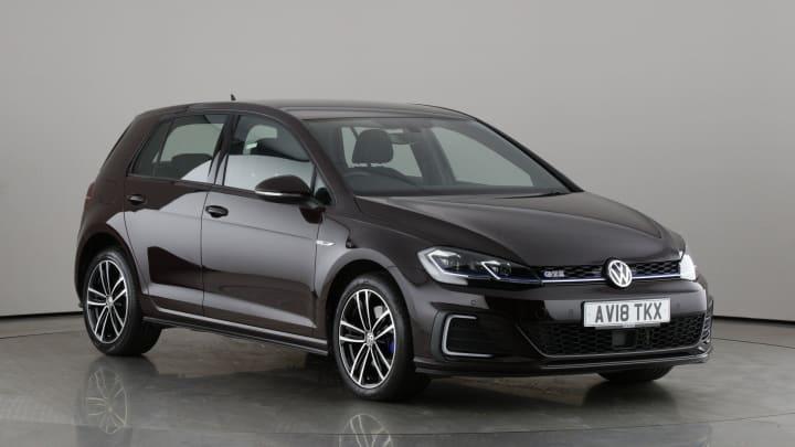 2018 used Volkswagen Golf 1.4L GTE TSI