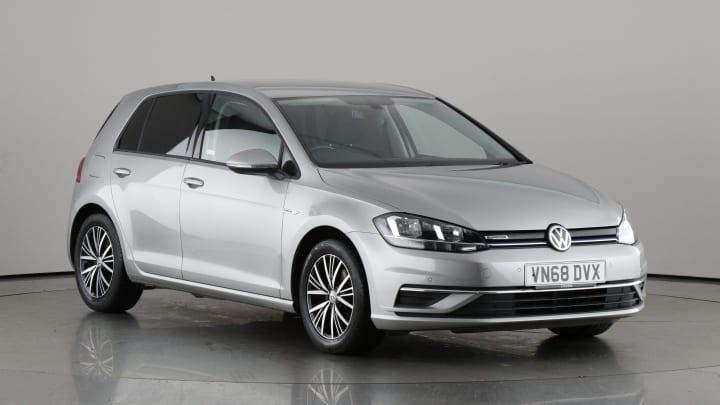 2018 used Volkswagen Golf 1.5L SE Nav TSI EVO