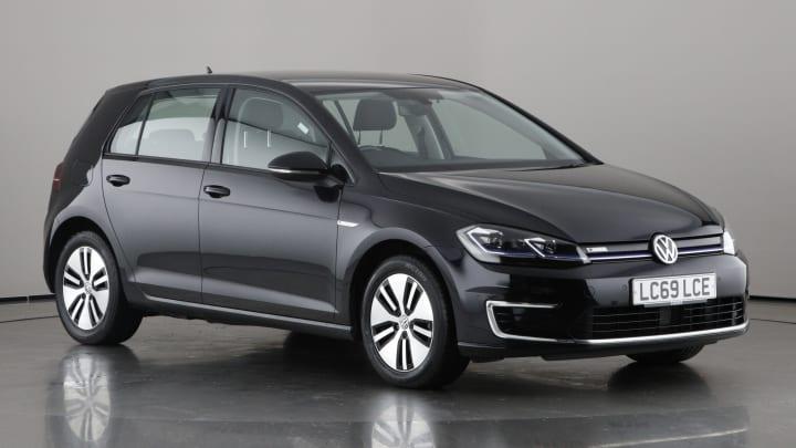 2019 used Volkswagen Golf e-Golf