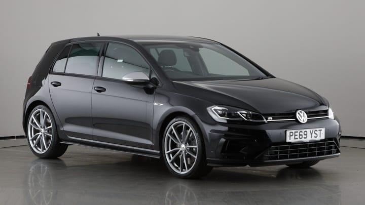 2019 used Volkswagen Golf 2L R TSI
